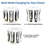 Keenstone AAA Rechargeable Batteries, 1.2V NiMH