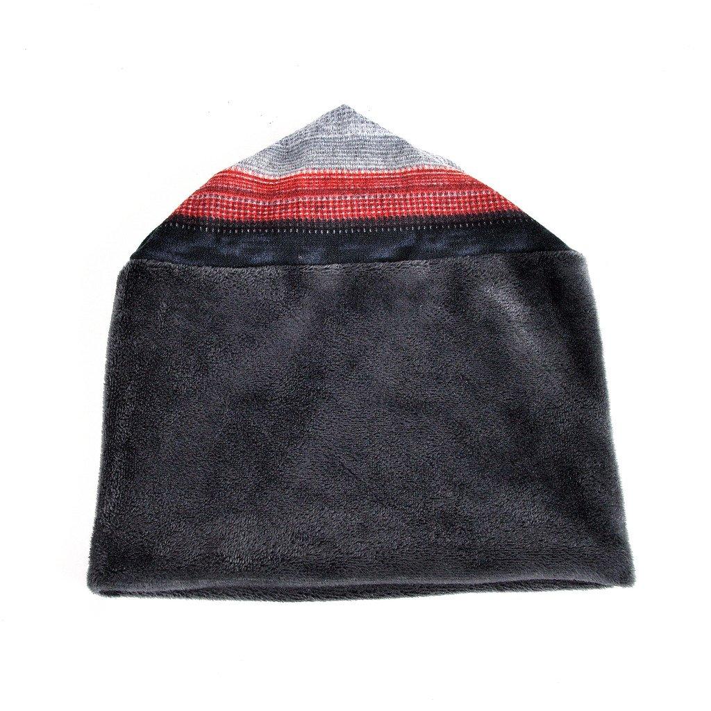 Arcweg Haube Beanie Herren Damen mütze Nackenwärmer Snood Ski Hut Kopfbedeckung Fleece gefüttert Dehnbar Multifunktions Draussen Snowboard Warm Winddicht Winter Freie Größe