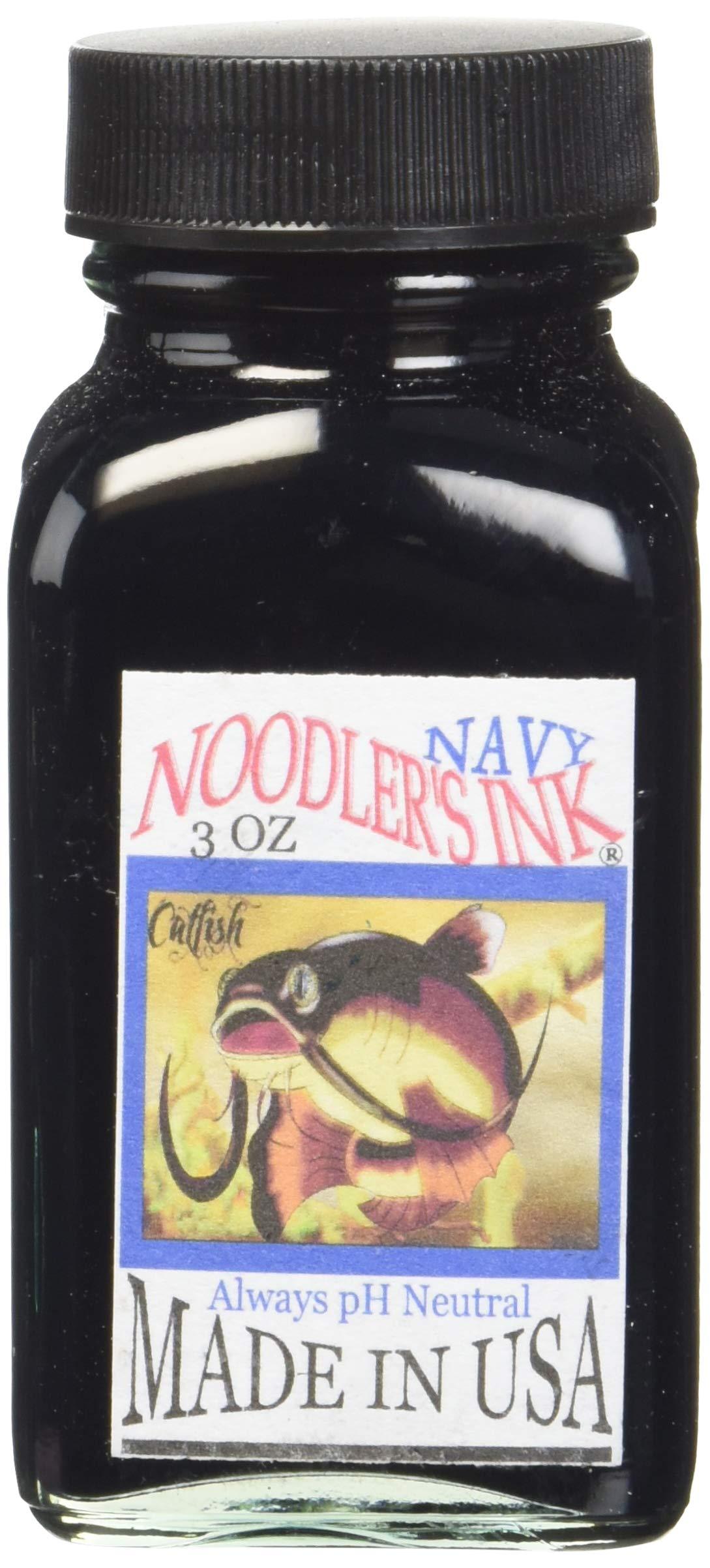 Noodler's Ink Refills Navy Bottled Ink - ND-19038 by Noodler's Ink by Noodler's Ink (Image #1)