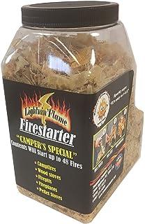 Amazon.com: E-Z Lite no tóxico Fire Starter 16 oz Bolsa ...