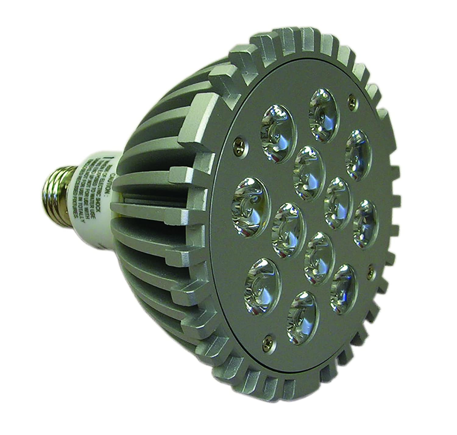 May be Used on Dock Light Arms and Utility Lights TPI Corporation LED12 12 Watt LED Bulb May be Used in Any Applicable TPI Light Head