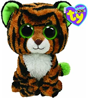 Ty Beanie Boos Stripes Tiger