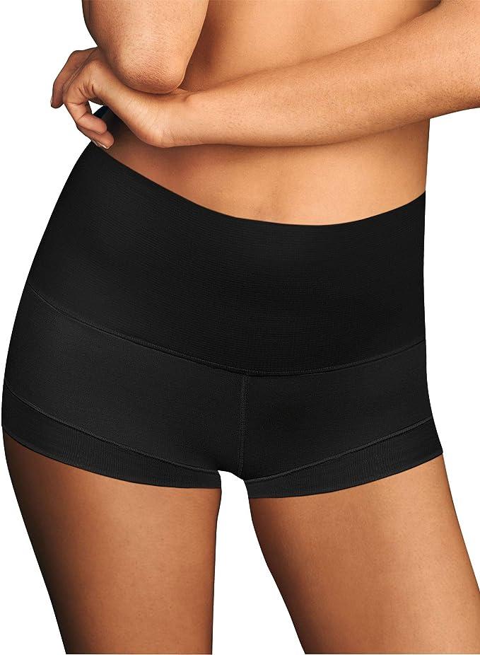 Flexees Women/'s Tame Your Tummy Brief No Pinch Waistband Ladies Underwear