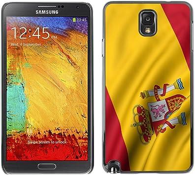 Graphic4You España bandera española Carcasa Funda Rigida para Samsung Galaxy Note 3: Amazon.es: Electrónica
