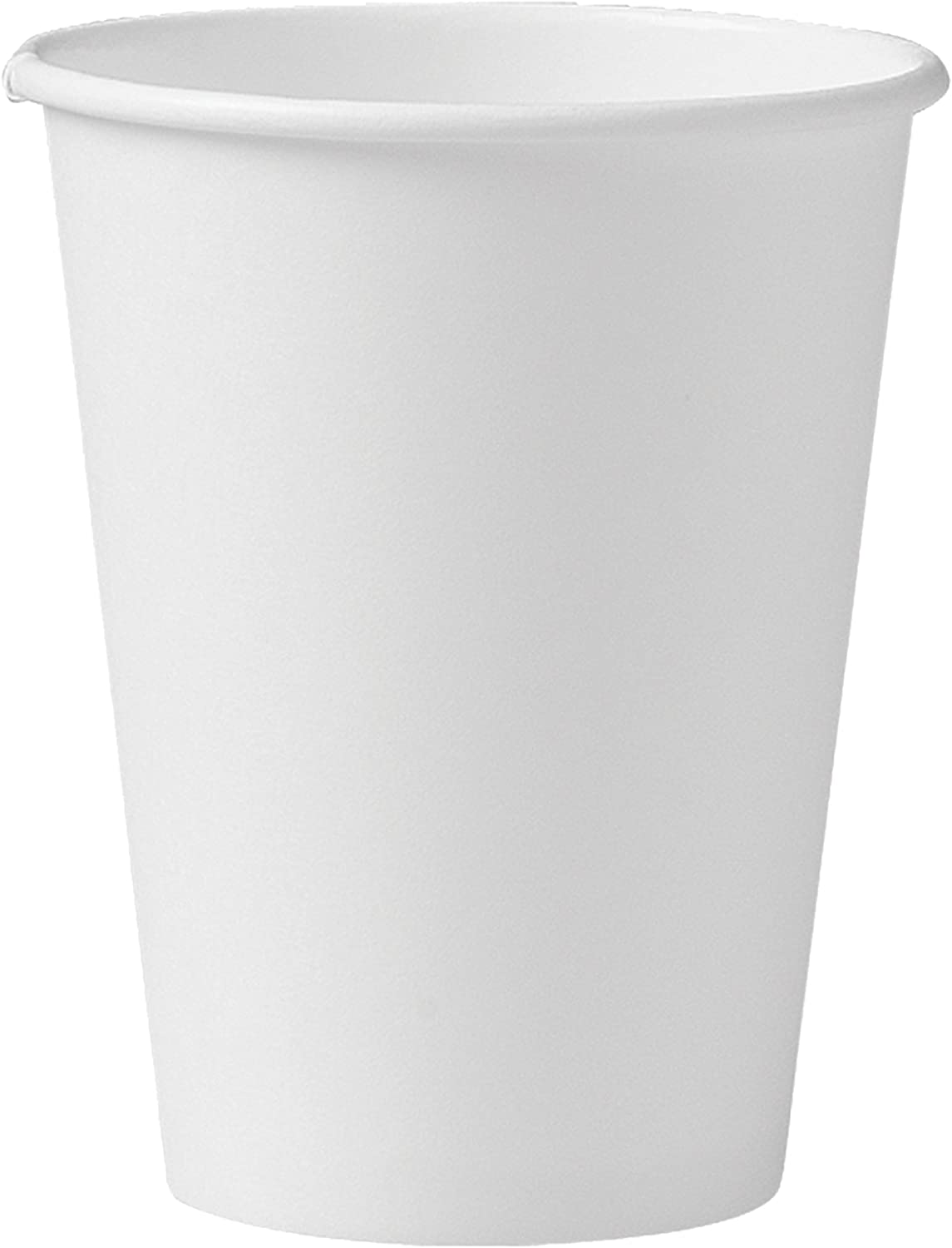 B0040ZOVTW Solo 412WN-2050 12 oz White SSP Paper Hot Cup (Case of 1000) 71rxcAjbAuL