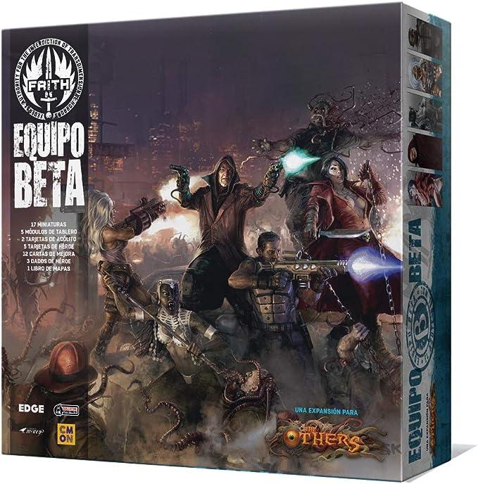 Edge Entertainment The Others - Equipo Beta EDGSSN07: Amazon.es: Juguetes y juegos