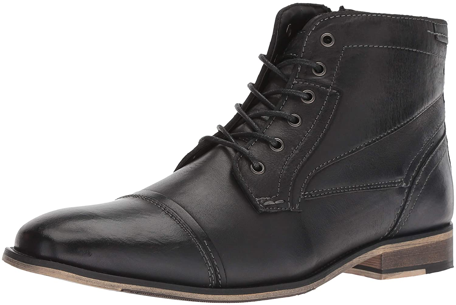 Steve Madden Men's Jefries Combat Boot JEFR01M1