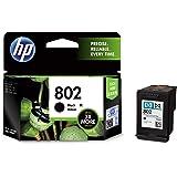 HP 802 Small Ink Cartridge - Black
