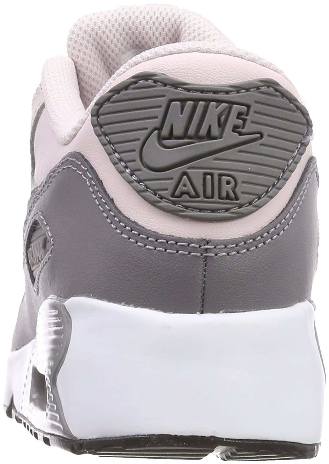 online store fa6d9 62dae NIKE Air Max 90 Leather (PS), Sneakers Basses Fille