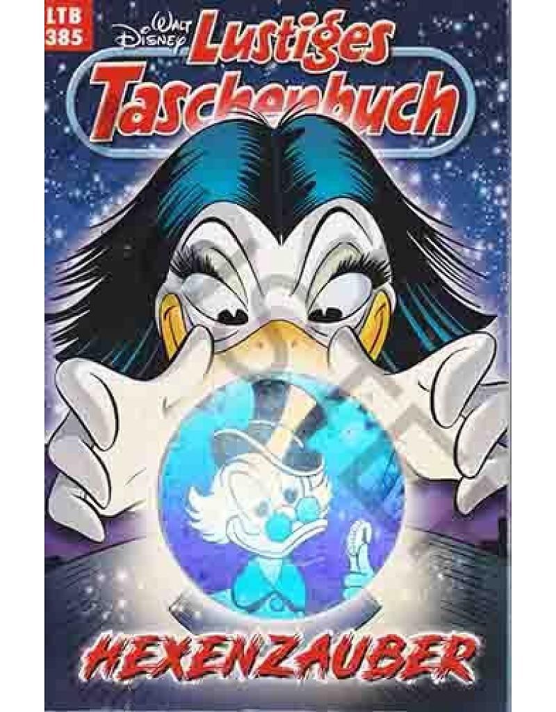 Walt Disney: LTB Lustiges Taschenbuch Band 385: Hexenzauber - Donald Duck und Micky Maus Comics für deine Sammlung Taschenbuch – 2009 Egmont Ehapa Media Bild B01DYDSBIM Comics & Mangas