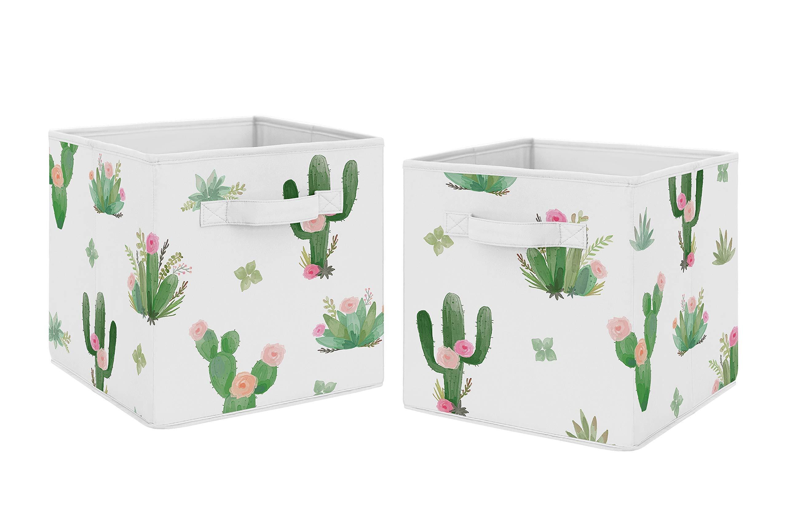 Amazon Com Sweet Jojo Designs Pink And Green Boho Wall