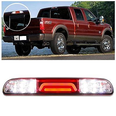 (Red) LED 3rd Brake Light for 99-16 Ford F250 F350 Explorer Ranger & Mazda B2300 B3000 B4000 Third Brake Light Cargo Lamp High Mount Light Stop light: Automotive