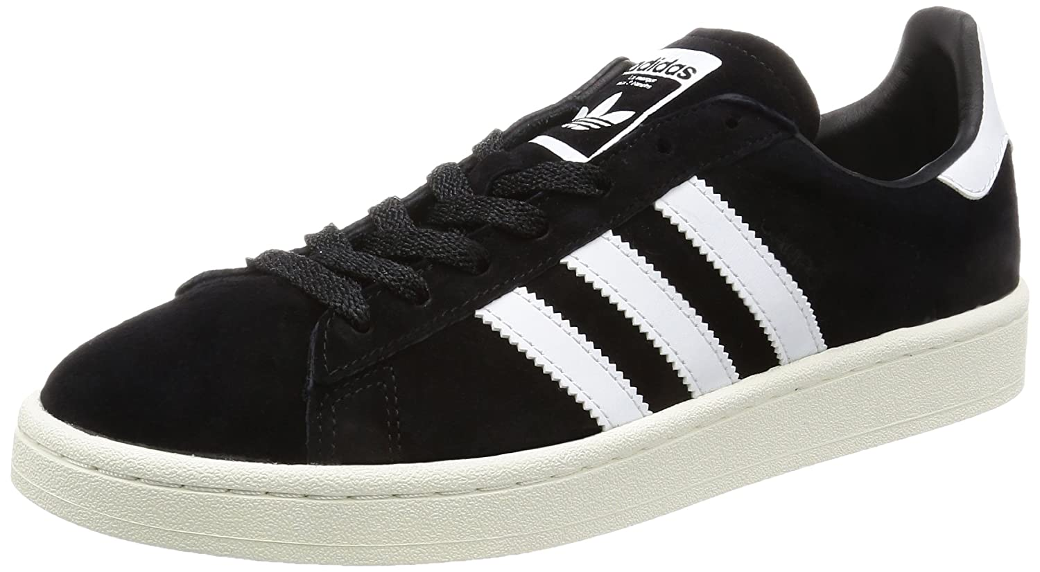 adidas Originals Campus, Core Noir FTWR Blanc Chalk Chalk Blanc Blanc: Amazon f4e210
