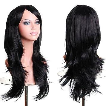 Fashion Women s Long Full Head Wigs 23