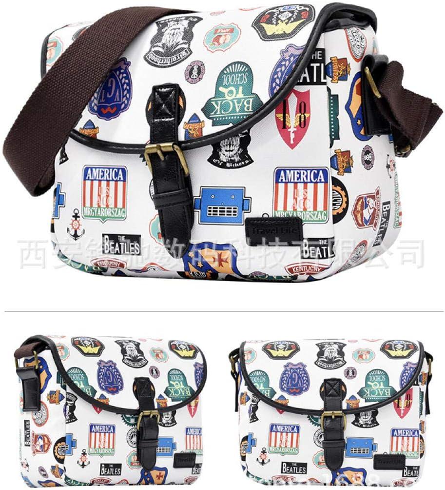 Casual Micro SLR Camera Bag Crossbody Bag One Camera 1 Mirror 2 Mirror Photo Bag SLR Bag Backpack-M80 Baiyunlan leather
