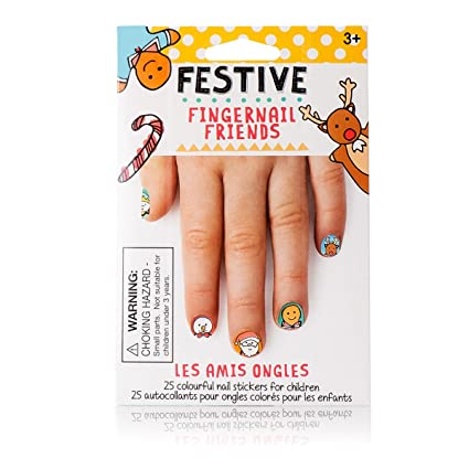 Amazon Fingernail Friends Nail Stickers Nail Art For Children