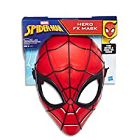 Spider-Man Marvel Spider Man - Toy Action Figure - Electronic Mask with Sound - Ages 5+