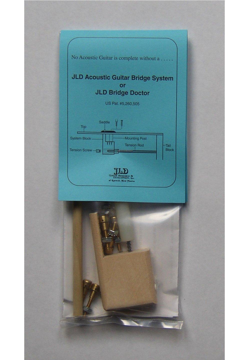 Amazon.com: JLD Bridge Doctor, Brass Pin Mount, for Flattening Bulging  Guitar Soundboards: Musical Instruments