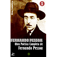 """Obra Completa de Fernando Pessoa I: Poesia de Fernando Pessoa. Inclui """"Mensagem"""", """"Cancioneiro"""", a poesia inédita e mais (Edição Definitiva)"""