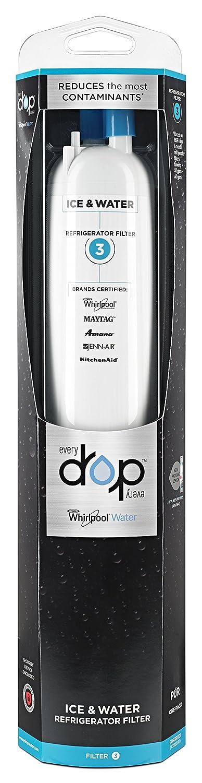 Genuine oem whirlpool pur water filter edr3rxd1 4396841 4396710 469030 filter 3 ebay - Whirlpool pur ice and water filter ...