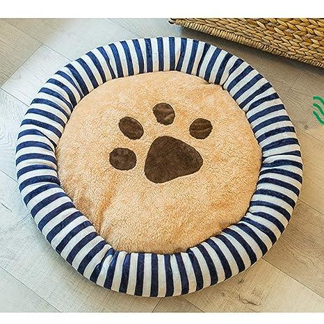 XBCWW Estera para Perros, Gatos Y Perros Four Seasons Pet Mat Sofá Cama, Cama Cómoda Y Transpirable para Perros (S, M, L) (Color : A, ...