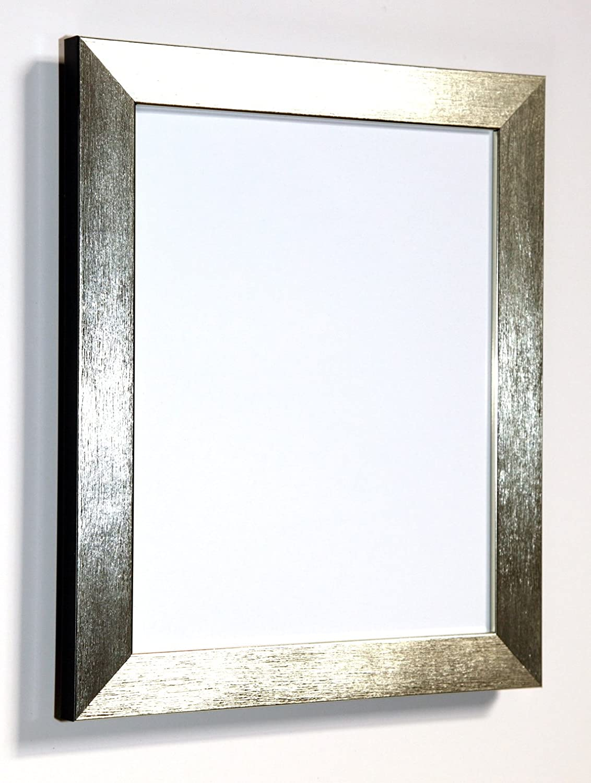 Tailored Frames Bilderrahmen gebürstet (820 Range) - Silber - A2 ...
