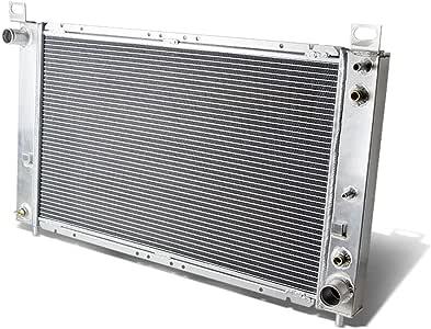 DNA Motoring RA-350Z-G35-2 2-Row Full Aluminum Radiator
