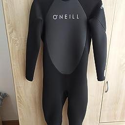 ONeill Reactor Ii 3/2mm Back Zip Full - Traje Húmedo, Hombre ...