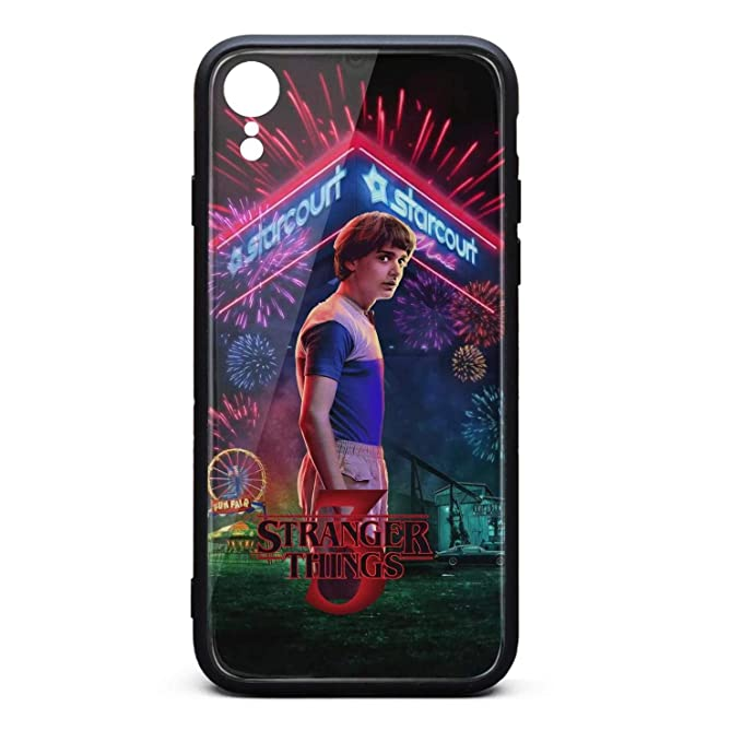 iphone xr coque stranger things
