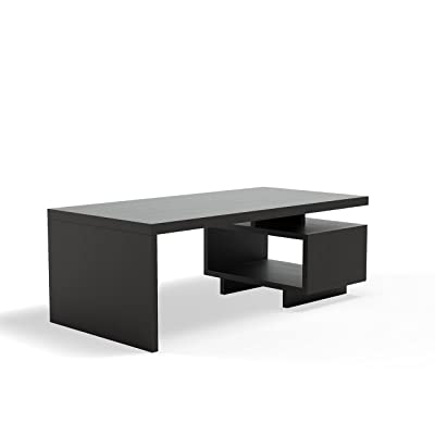 IoHOMES Chase Coffee Table, Black