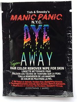Manic Panic tinte de distancia limpiador, tinte de pelo quitar las manchas | 1 limpiador