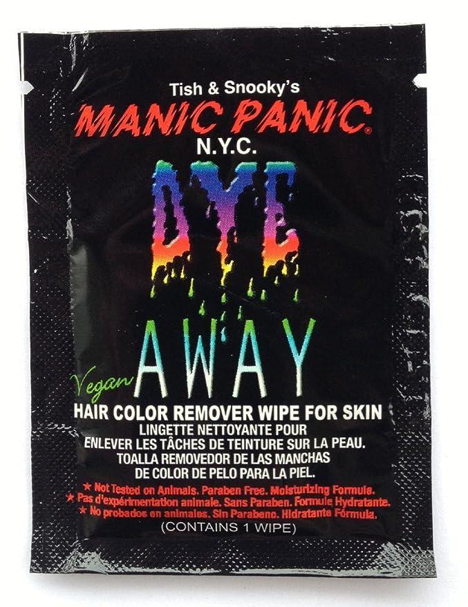 Manic Panic tinte de distancia limpiador, tinte de pelo quitar las manchas | 1 limpiador: Amazon.es: Salud y cuidado personal