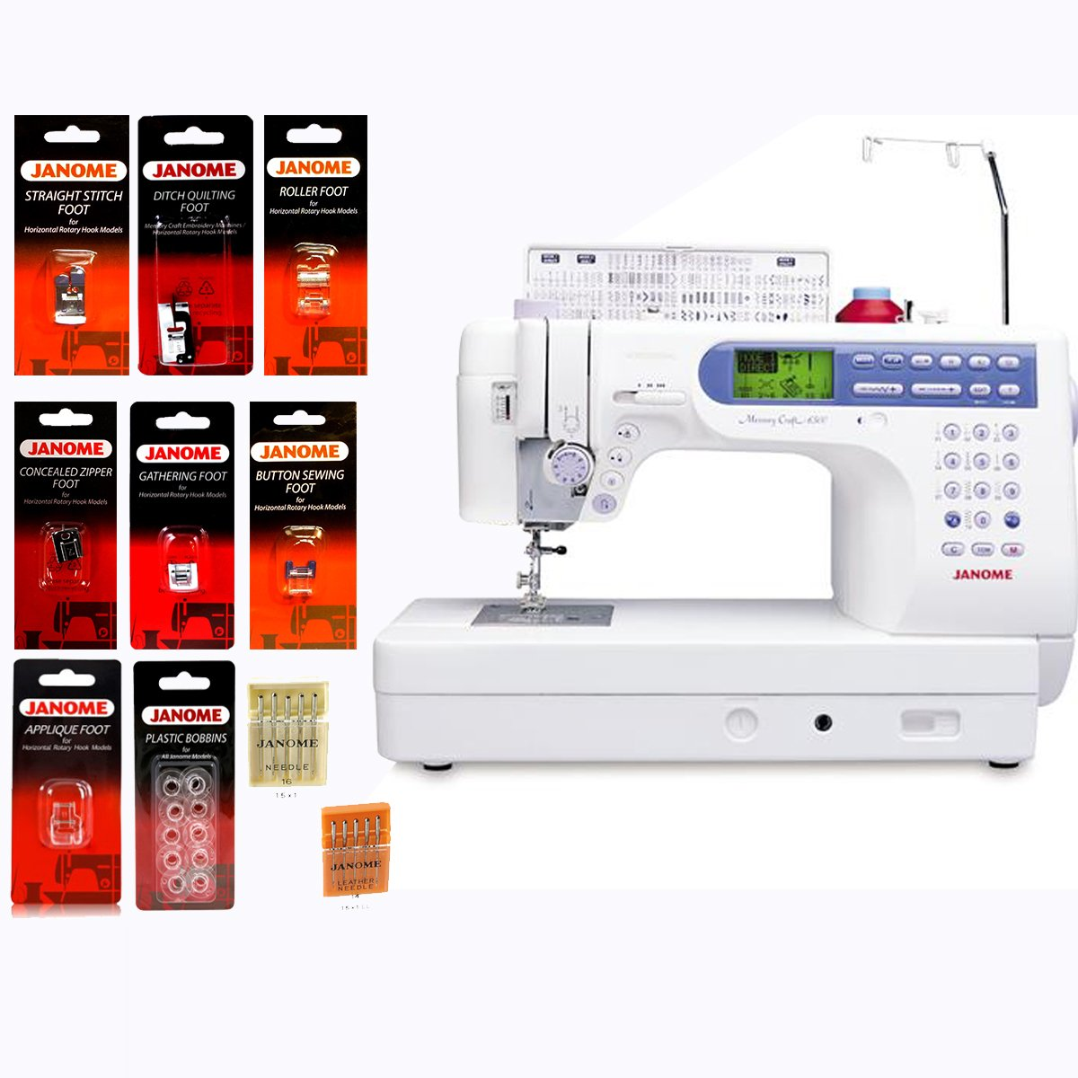 Top 10 Best Computerized Sewing Machines Reviews in 2020 4