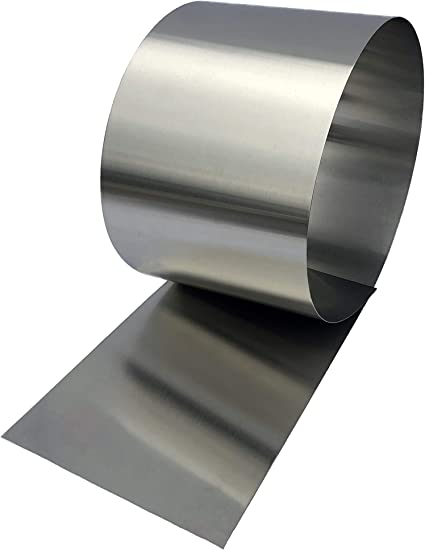 Multiple Sizes in Listing EAGLE 1: 26 Gauge General Use or Roofing Flashing Rolls DIY or Contractors Galvanized, 12x120