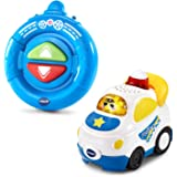 VTech Go Smart Wheels RC Smartpoint Police Car