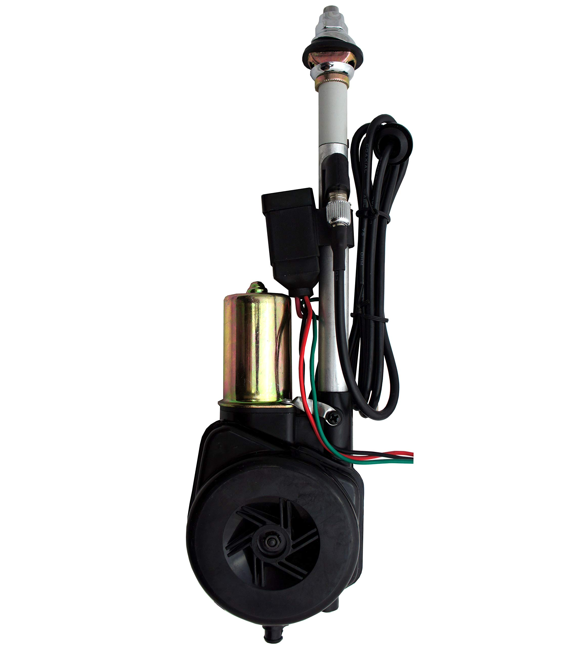 Harmony Audio 44PW22 Fully Automatic 12 Volt Replacement Power Antenna 31'' Mast