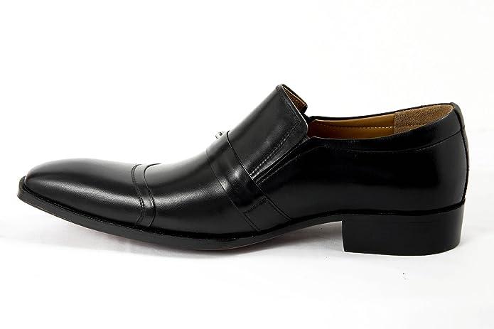Men's Modesto - Moderate Sober Leather Oxford Shoe