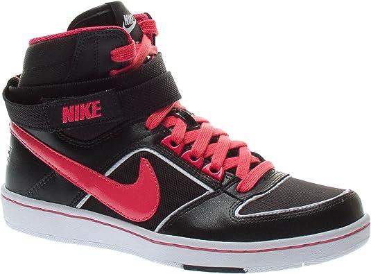 Nike Delta Lite Mid 386112 60 Femme Chaussures Noir [40 us