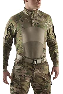 Amazon.com  Massif FR Army Combat Shirt Type II (ACS) Massif Flame ... d993bd5a30