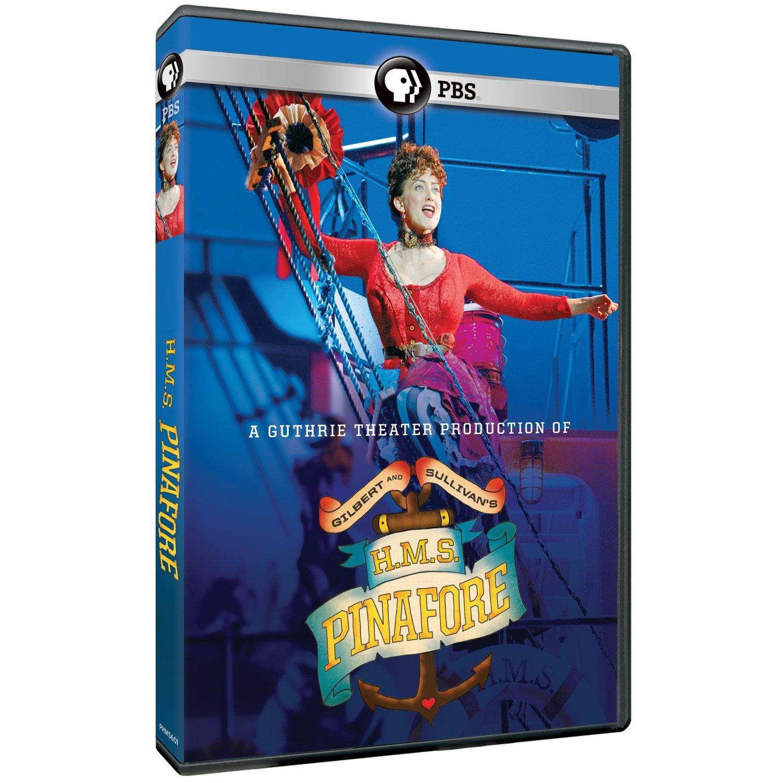 DVD : Gilbert And Sullivan H.m.s. Pinafore (DVD)