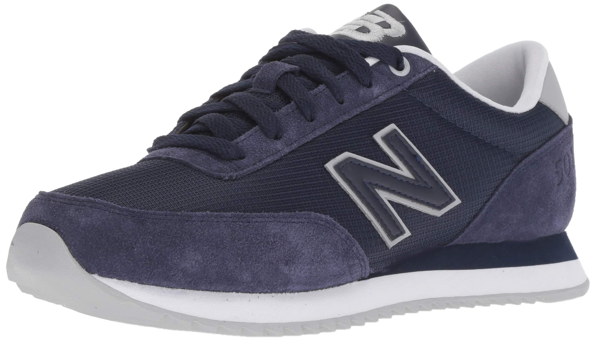 New Balance Women's 501v1 Sneaker, Navy, 8 B US