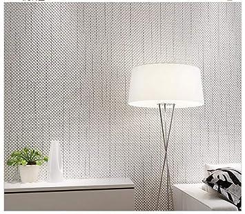Amazon.com: Wall Non-Woven Mural Wallpaper Textured Foaming ...