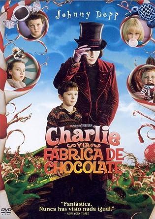 Resultado de imagen de charlie y la fabrica de chocolate