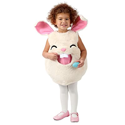 Princess Paradise Girls Feed Me Hungry Bunny Costume: Toys & Games