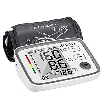 Tensiómetro de brazo digital con detección de arritmia, con ...