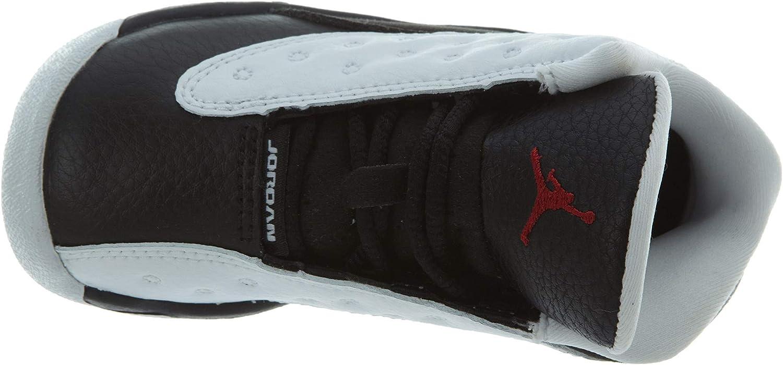 Size: 10C Nike Jordan 13 Retro Kids TD He Got Game White//Black//True Red 414581-104