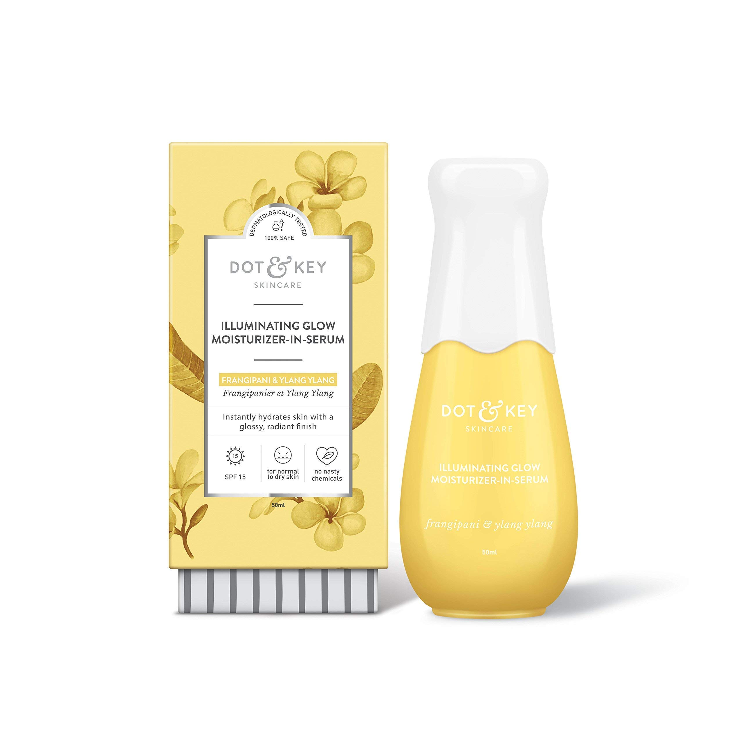 Dot & Key Illuminating Glow Moisturizer-in-Serum
