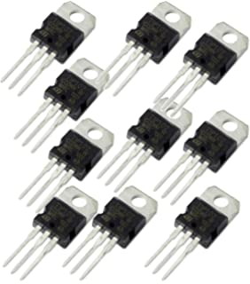 TO220 Type Package 1 Amp 9V NTE Electronics NTE1910 NTE Electronics NTE1910 3 Terminal Positive Voltage Regulator Integrated Circuit
