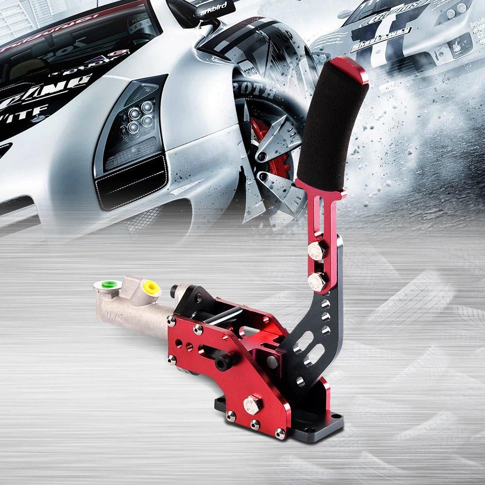 FXCNC Racing Short Adjustable Double Colors Brake Clutch Levers fit Honda GROM//MSX125 2014-2018,CBR250R 2011-2013,CBR300R//CB300F//CB300FA 2014-2017,CB400F//CB400R 2013-2015,CBR500R//CB500F//CB500X 13-18