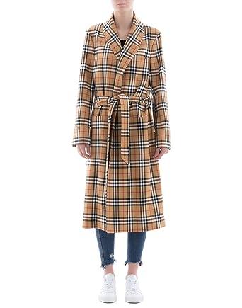 cappotto burberry uomo con pattern